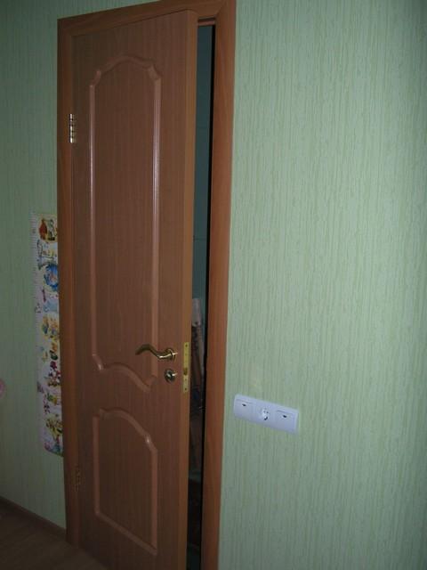нестандартная межкомнатная дверь
