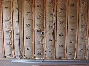 утеплитель для деревянных стен
