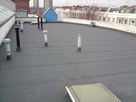 крыша плоская