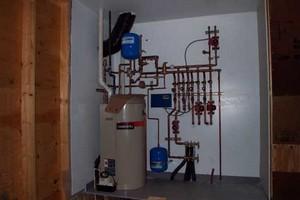 как сделать отопление частного дома