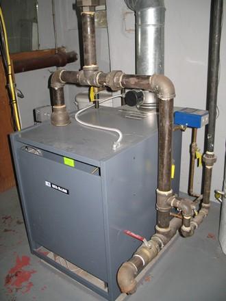 схемы обвязки котлов отопления