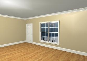 как рассчитать потолок