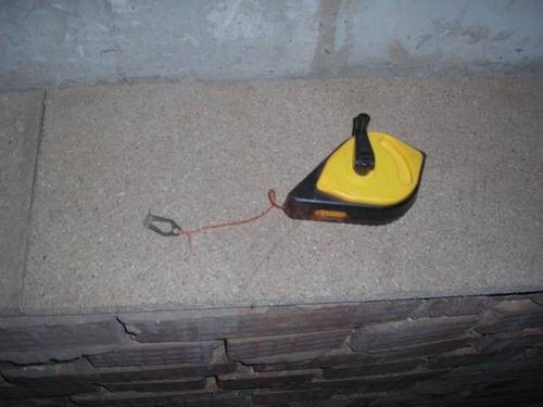 отбивочный шнур