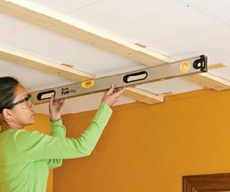 подвесные потолки в квартире