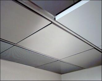 потолки из гипса