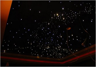 звезды на потолке