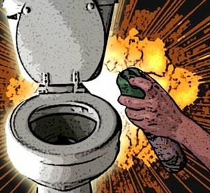 освежитель воздуха для туалета