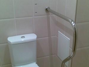 поручни для туалета