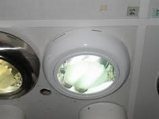 светильники для туалета