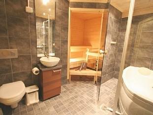 баня с туалетом
