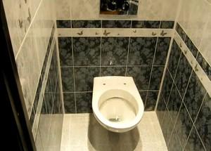 дизайн туалета в квартире