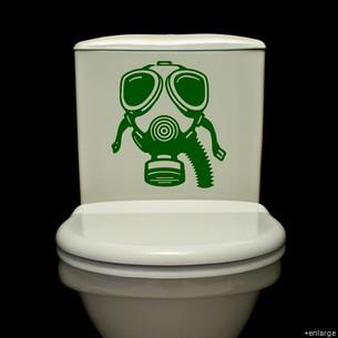 избавиться от запаха в туалете