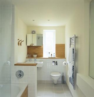 как обшить туалет панелями