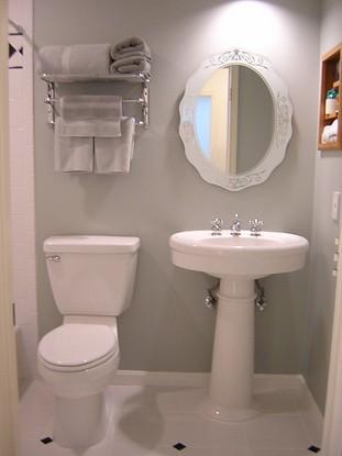 как отремонтировать туалет