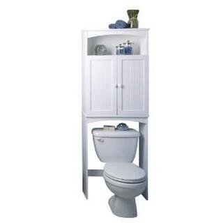 как сделать шкаф в туалете