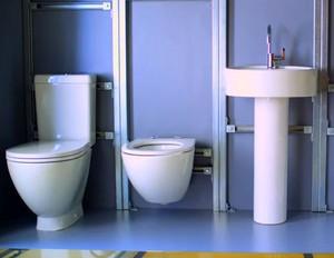 как украсить туалет