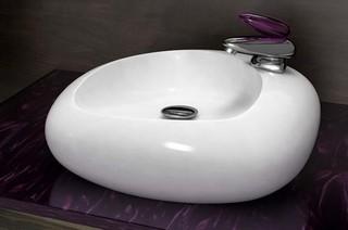 маленькая раковина для туалета
