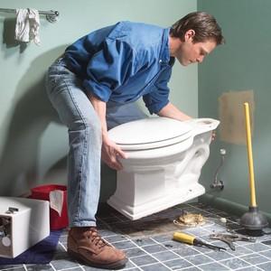 ремонт туалета цена