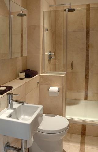 совместные ванна и туалет