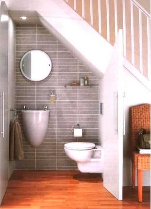 туалет в частном доме