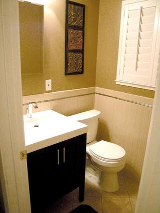 туалет в помещении