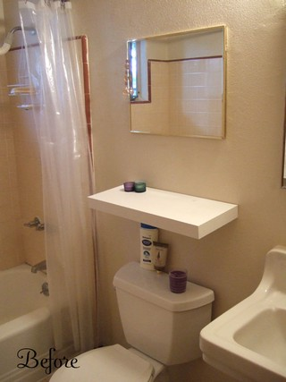 ванная комната совмещенная с туалетом