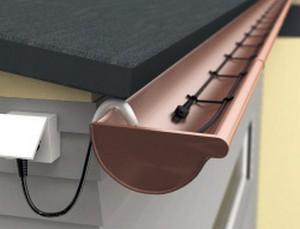 кабель для водостоков